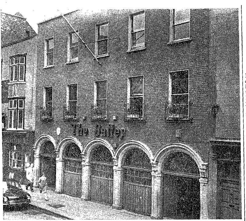 Literary Pub Tour Dublin