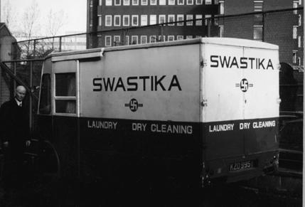 Swastika Laundry Van