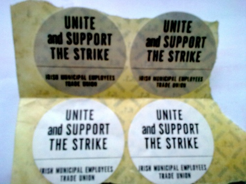 Unite and Support The Strike - IMETU