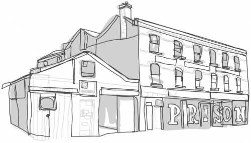 Illustration of the old City Arts Centre, via the Campaign for the Old City Arts Centre.
