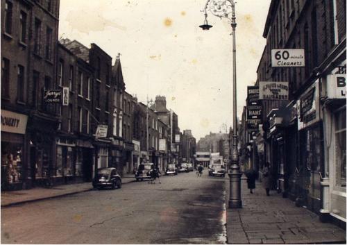 Moore Street, 1960. Credit - Eamon Martin