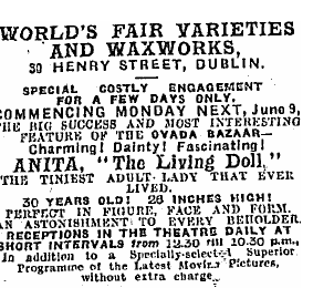 June 1913 advertisement.