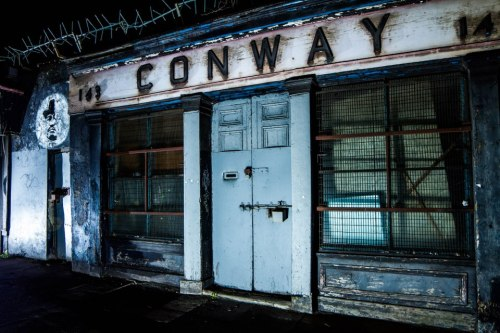 Conway's, opposite Guinness.