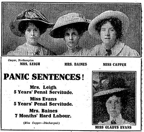 "Taken from ""Votes for Women,"" August 9th, 1912"