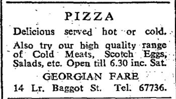 The Irish Times, 21 July 1972.