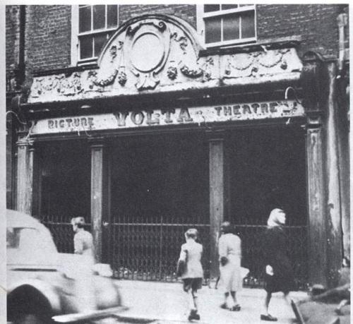The Volta, Mary Street.