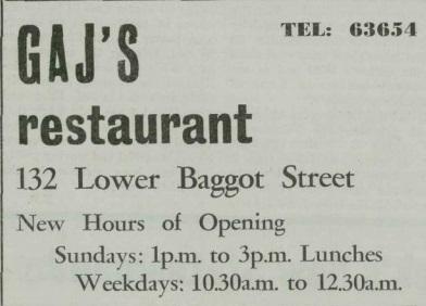 1963 advertisement.