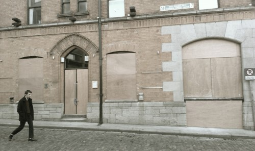 The location of our next McDonald's, Temple Bar.
