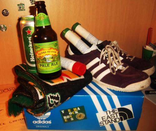 Boardwalk Bloc (Shamrock Rovers supporters)
