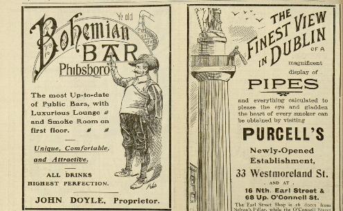 'The Bohemian Bar'