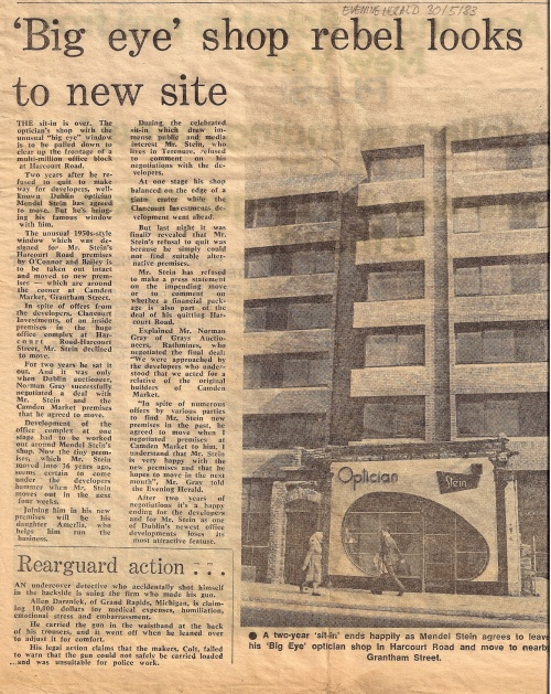 Evening Herald, 30 May 1983