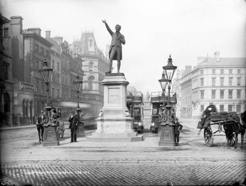 Henry Grattan statue. nd.