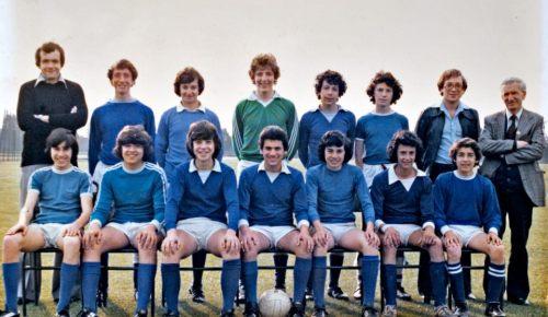 Dublin Maccabi Soccer Team, 1977
