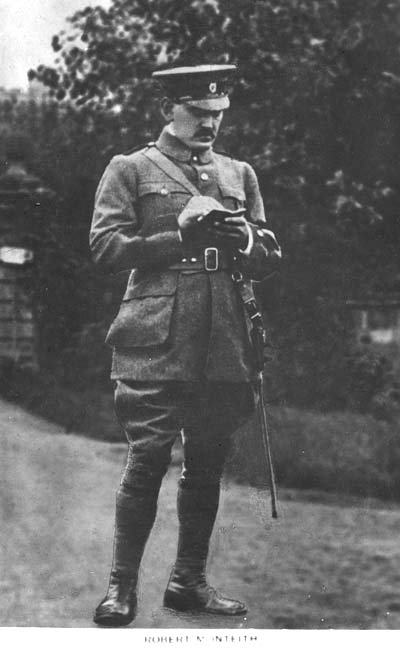 Captain Robert Monteith (Image from  the excellent http://www.irishbrigade.eu/recruits/monteith.html)