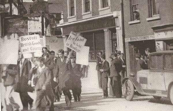 Dublin Pubs And The Boycott Bass Campaign 1932 1933
