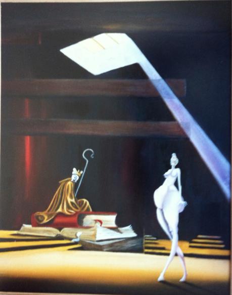 The Temptation of John Charles McQuaid (2001) by Simon