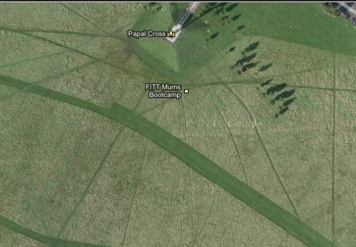 Google Earth View of area.