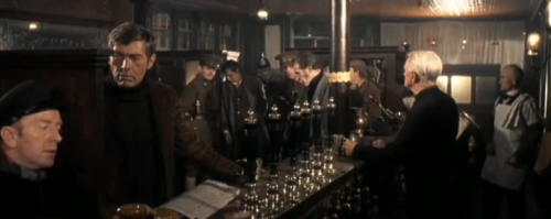 Toners pub shown in the film.