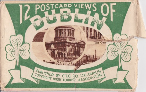 'Postcard views of Dublin'