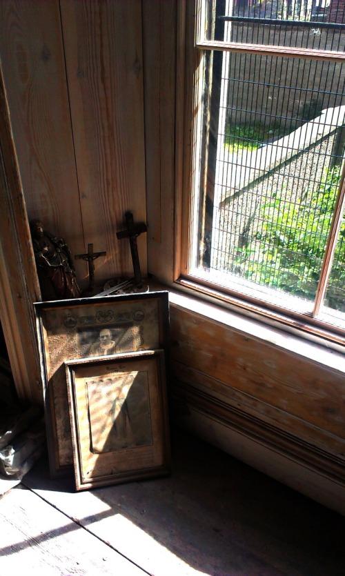 Items found during restoration of 14 Henrietta Street (Donal Fallon)