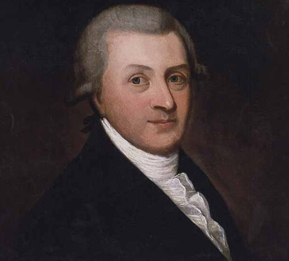 Arthur Guinness, brewer and Secretary of the Friendly Order of Saint Patrick.