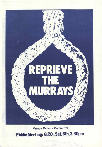Irish Murrays campaign, 1976