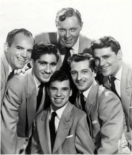 Bill Haley and his Comets, stars of 'Rock Around the Clock'. Via www.fanpop.com