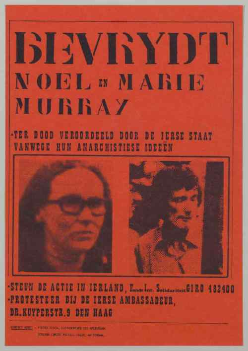 Dutch Murrays poster, 1976 2