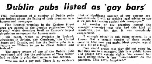 The Sunday Independent, 11 May 1975