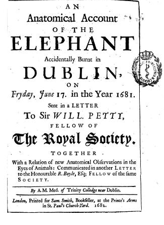Published in 1682.