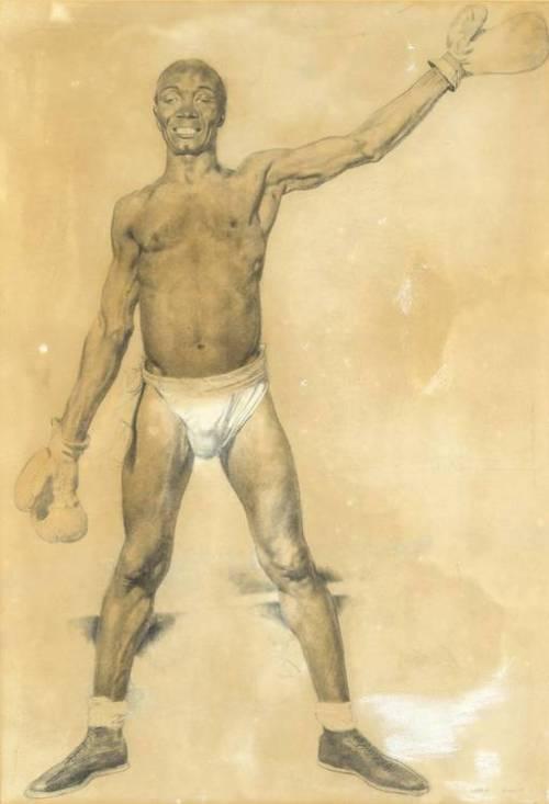 Sir William Orpen's painting. Via invaluable.com