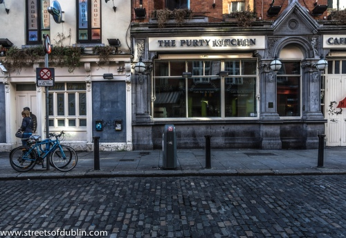 The Purty Kitchen, October 2012. Credit - William Murphy (Infomatique)