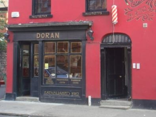 Doran Barbers.