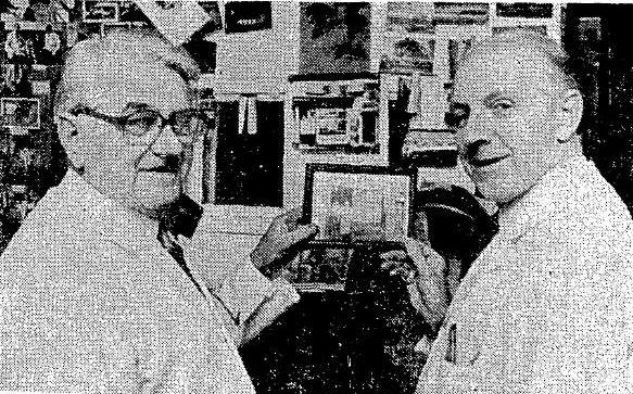 James and Willie Doran