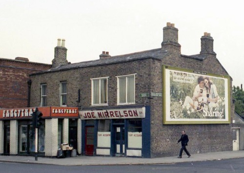 Joe Mirrelson, Turf Accountant, Ranelagh, 1979. Credit - dublincitypubliclibraries.com