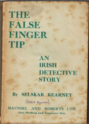 The False Fingertip (1921). Credit - yvonnejerrold.com