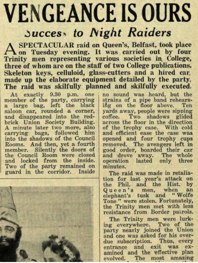 Trinity News (7 June 1956)