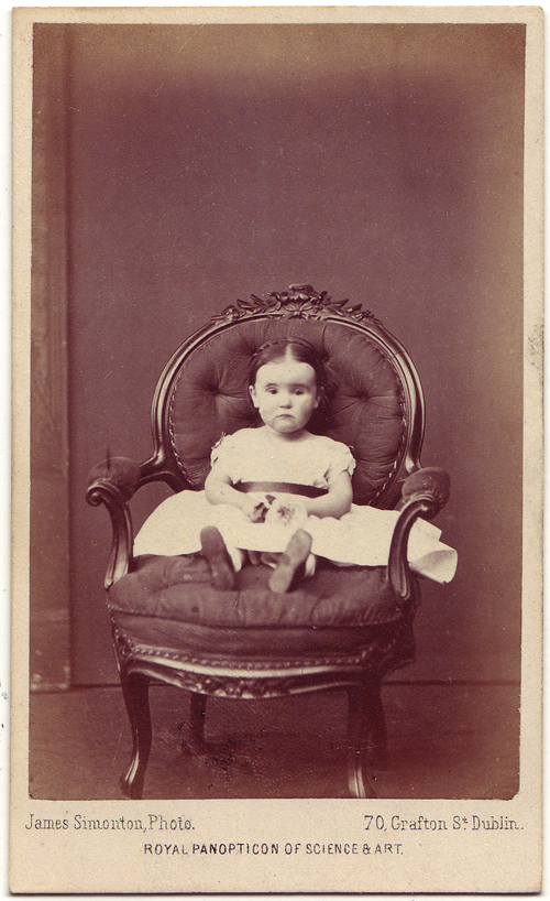 'Little Ada Cowper visits the Royal Panopticon of Science & Art, Dublin, 1867' - A post from Jacolette, February 2013.