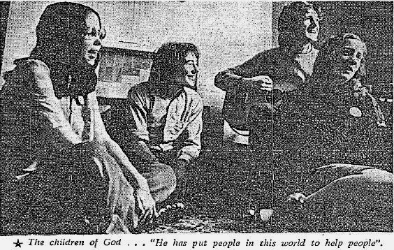 Des Hickey, Sunday Independent, September 16th 1973