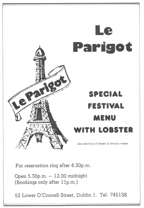 Le Parigot. Scanned by Sam (CHTM!).