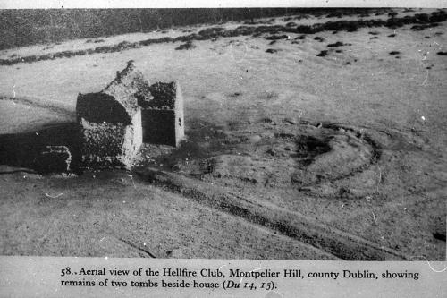 Hellfire Club. Credit - source.southdublinlibraries.ie.