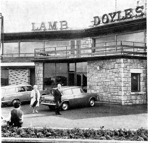 Lamb Doyle's, 1969. Credit - Brand New Retro