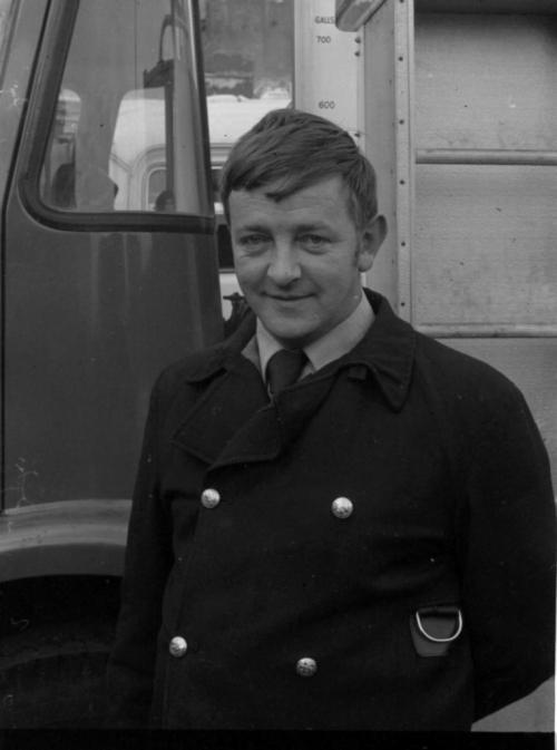 Willie Bermingham (Image: Dublin City Public Libraries)