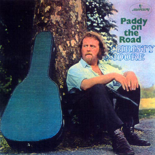 Paddy on the Road, Christy's first solo album, was recorded with Dominic Behan. (Image Credit: http://www.theballadeers.com)