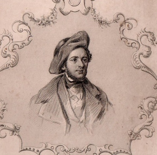 A contemporary illustration of Soyer.