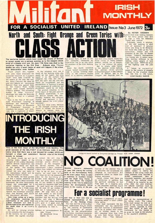 Via Irish Left Archive.  (Available to read here: http://cedarlounge.files.wordpress.com/2009/10/militant-no3-e.pdf)
