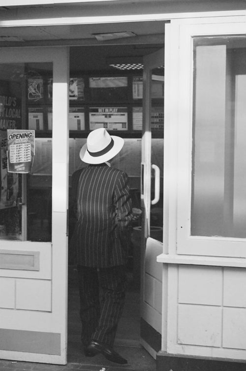 Bloomsday in the bookies.