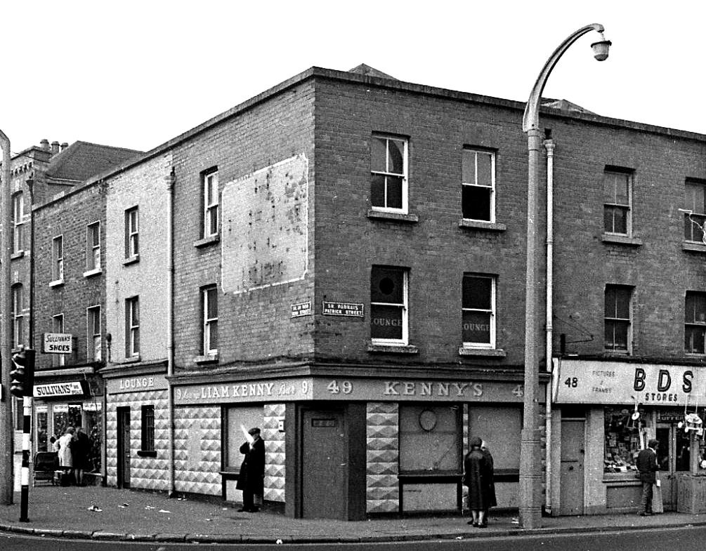 The four corners of hell a junction of four pubs in the for Classic house green street dublin 7