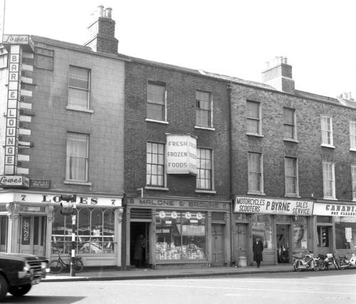 Lowe's, 1968. Credit - Dublin City Photographic Collection.