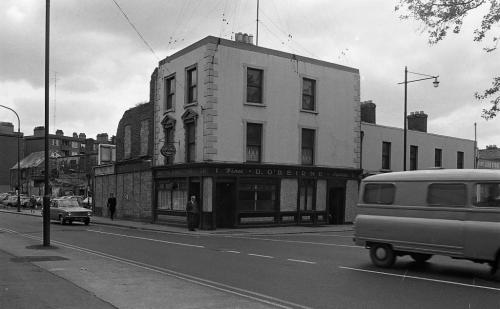 O'Beirnes, c. 1970s. Credit - Dublin City Council Photographic Collection